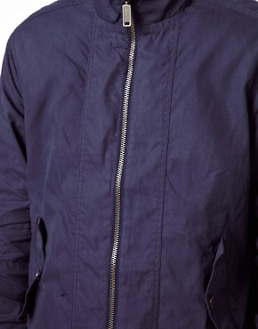 Image 3 of Ben Sherman Funnel Neck Jacket
