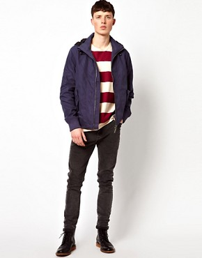 Image 4 of Ben Sherman Funnel Neck Jacket