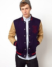 Huf Jacket Big League Varsity
