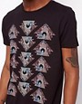 Image 3 ofASOS T-Shirt With Mystic Eye Print