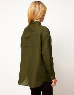 Image 2 ofASOS Military Shirt