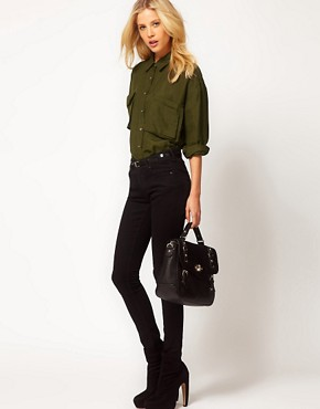 Image 4 ofASOS Military Shirt