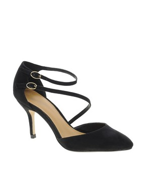 Image 1 ofASOS SHAKEN Pointed Heels