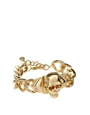 ASOS Skull ID Bracelet