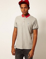 Boxfresh Polo Contrast Collar Kailey