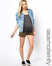 ASOS Maternity Exclusive Basic Short