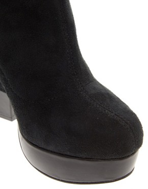 Image 4 ofASOS ADRIANNA Platform Ankle Boots