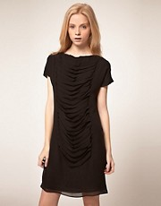 Suzie Wong Silk Shift Dress