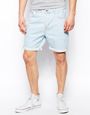 Image 1 ofASOS Denim Shorts