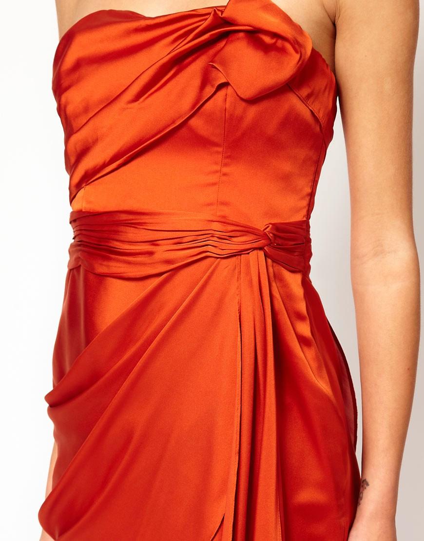 Image 3 ofCoast Mahiki Bandeau Dress