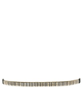 Image 1 ofWhistles Elin Stud Leather Belt