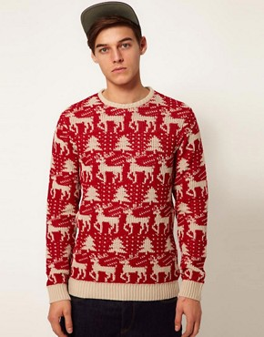 Image 1 ofASOS Christmas Jumper