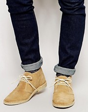ASOS Desert Boots in Suede
