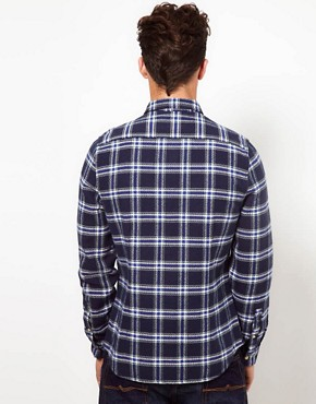 Image 2 ofASOS Brushed Check Shirt