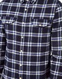 Image 3 ofASOS Brushed Check Shirt
