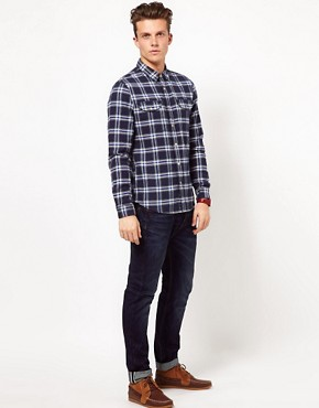 Image 4 ofASOS Brushed Check Shirt