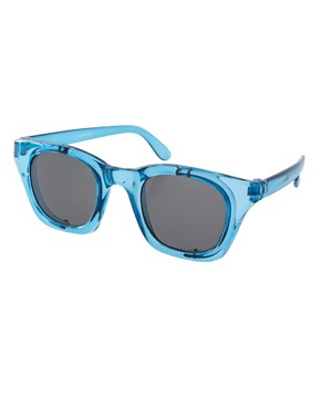 Image 1 ofSpitfire Wayfarer Sunglasses
