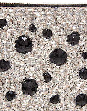 Image 4 ofASOS Large Sequin Clutch