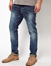 Nudie Jeans Thin Finn Skinny Fit Genuine Love