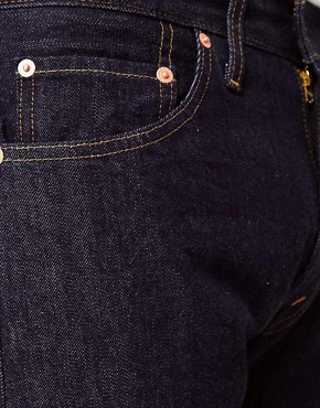Image 3 ofLevis Vintage Jeans 1967 505 Regular Fit Selvedge