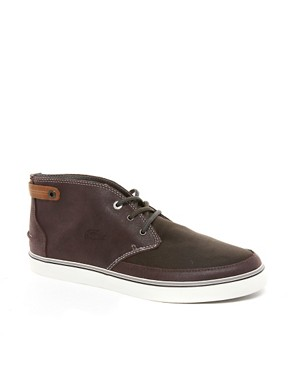 Image 1 ofLacoste Clavel Chukka Boots