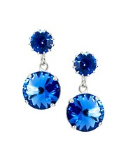 Krystal Swarovski Crystal Drop Earrings