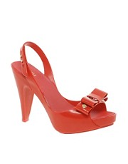Melissa Sky Peeptoe Heeled Sandals