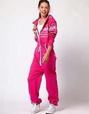 OnePiece Nordic Pattern Extra Cosy Onesie
