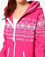 Image 3 ofOnePiece Nordic Pattern Extra Cosy Onesie