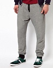 ASOS Regular Sweatpants With Contrast Waistband
