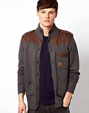 Kangol Chunky Cardigan