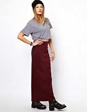 American Apparel Maxi Pencil Skirt