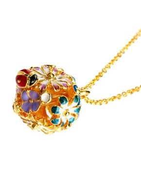 Image 4 ofBill Skinner Floral Mini Necklace