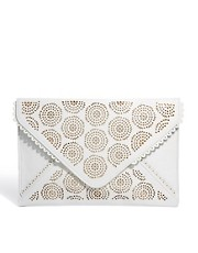 New Look Bermuda Clutch Bag