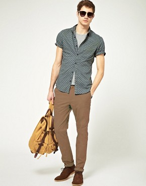Image 4 ofASOS Slim Fit Chinos