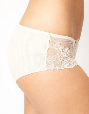 Image 4 ofElle Macpherson Intimates Artistry Lace Boyleg Shorts