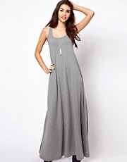ASOS Maxi Dress In A-Line Shape