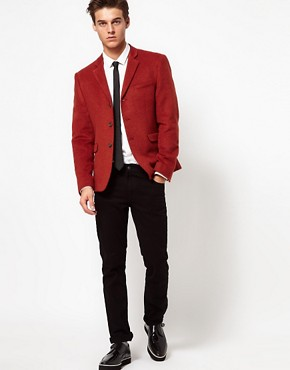 Image 4 ofASOS Slim Fit Blazer