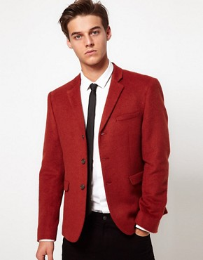Image 1 ofASOS Slim Fit Blazer