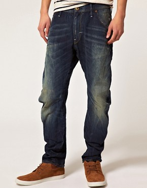 Image 1 ofG-Star Arc 3D Loose Tapered Jeans