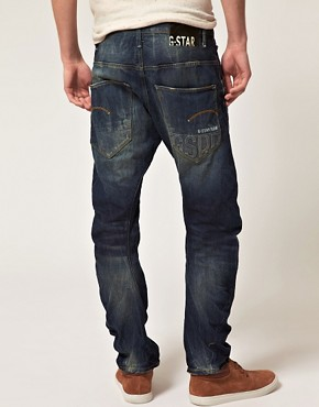 Image 2 ofG-Star Arc 3D Loose Tapered Jeans