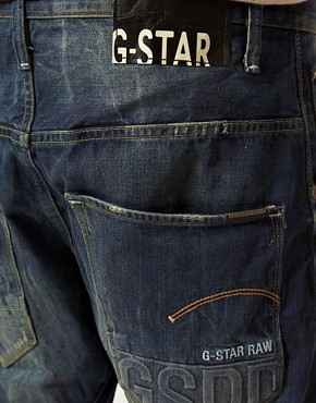 Image 3 ofG-Star Arc 3D Loose Tapered Jeans