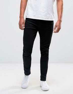 ASOS Super Skinny Jeans in Black