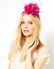 Diadema con flores Splay de Johnny Loves Rosie