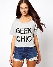 Glamorous Geek Chic T-Shirt