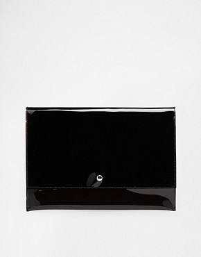ASOS Plastic Clutch Bag