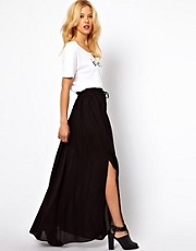 Mango Maxi Skirt