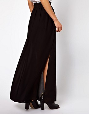 Image 2 ofMango Maxi Skirt