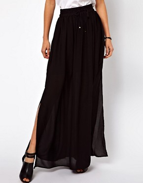 Image 4 ofMango Maxi Skirt