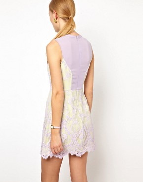 Image 2 ofWhistles Ella Lace Dress